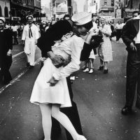 VJ Day a Times Square