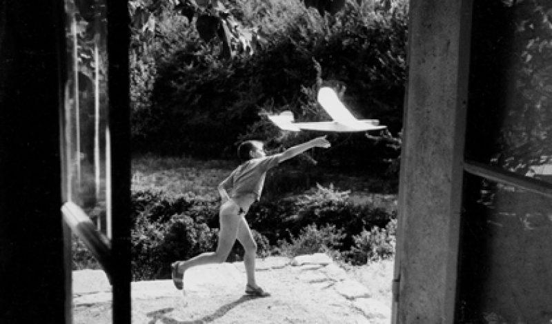 VINCENT AEROMODELISTE, 1952