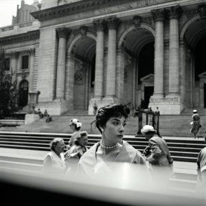 3.New York Public Library, New York, 1952 ca