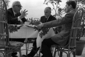 7. Foto di scena di Comizi d'amore. © Angelo Novi. Cineteca di Bologna