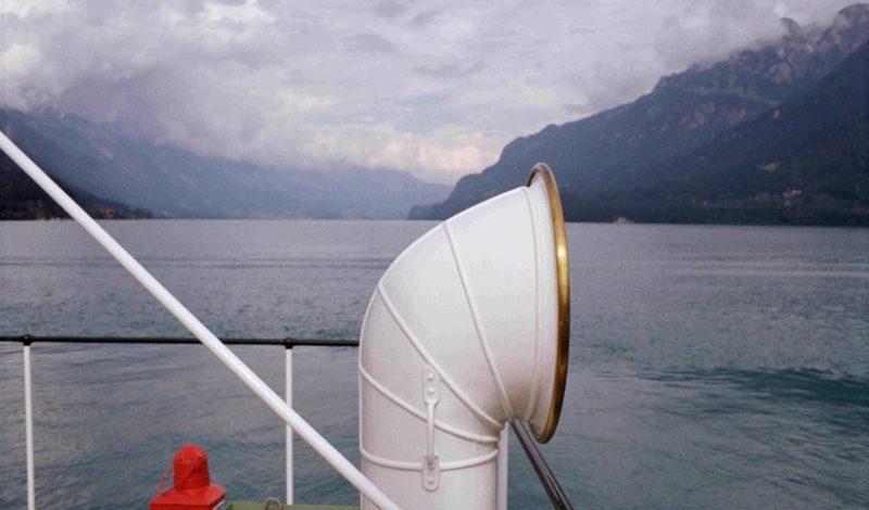 Brienzersee, Svizzera, giugno 2014 © 2016, Teju Cole