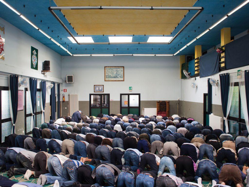 Nicolò Degiorgis,Centro Islamico di Milano e Lombardia, Segrate-Milano, 2011