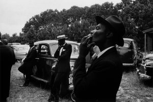 Robert Frank, Funerale, St.Helena, South Carolina, 1955